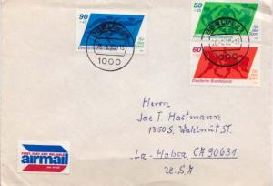 Germany, Airmail, Sports