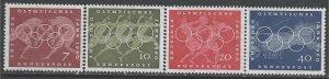 GERMANY 813-16 MNH A45
