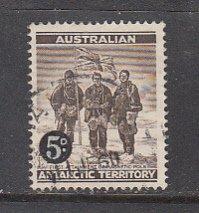 AAT SC# L1  1957 5p Explorers used