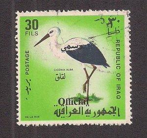 IRAQ SC# O311   FVF/U 1975