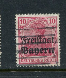 Bavaria #180 Used