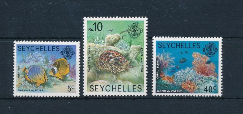 [49012] Seychelles 1977 Marine life Fish from set MNH