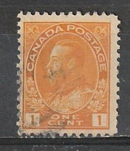 #105 Canada Used Admiral