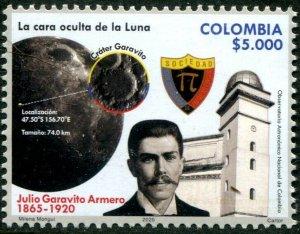 HERRICKSTAMP NEW ISSUES COLOMBIA Julio Garavito Armero