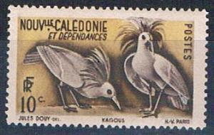 New Caledonia 276 MNH Kagus Bird (N0592)+