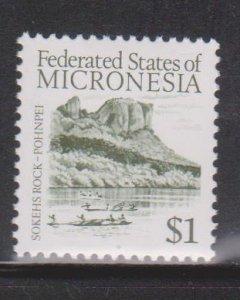 MICRONESIA Scott # 18 MH