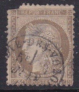 France #62 VG-F used Ceres (Space Filler)
