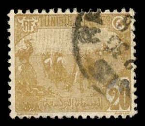 Tunisia 38 Used