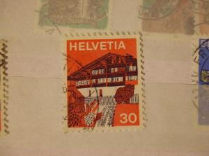 Switzerland #562 used (reference 1/12/4/1)