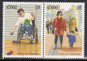 Ireland - 1996 People with Disabilities Sc# 1023a - MNH (549N)