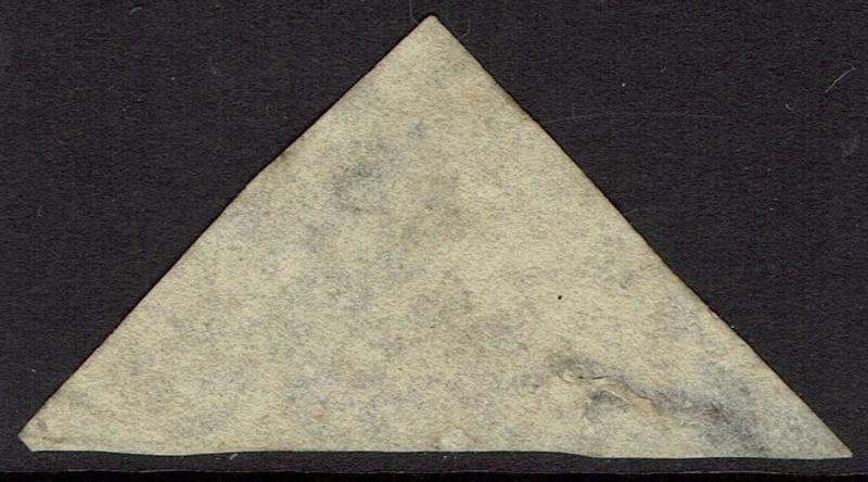 CE OF GOOD HOPE 1863 TRIANGLE 6D USED