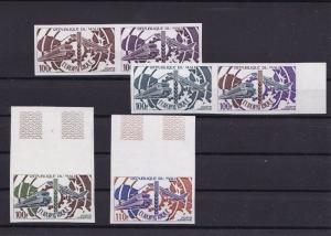 REPUBLIC DU MALI IMPERF COLOUR ESSAYS AIR MAIL STAMPS MINT NEVER HINGED  R3194