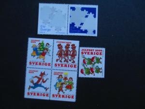 Sweden #2401-03 Mint Never Hinged- (JB8) WDWPhilatelic