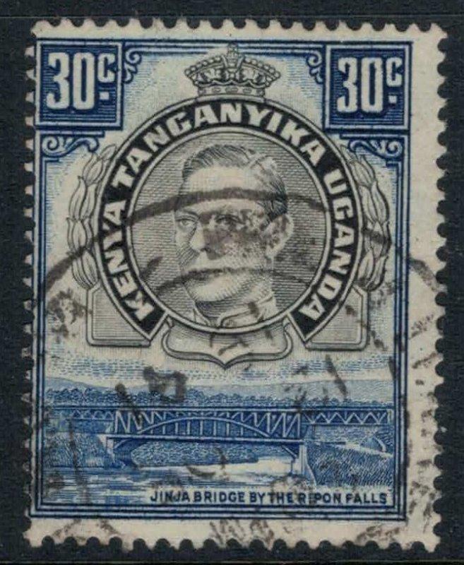 Kenya, Uganda & Tanganyika #76a  CV $12.50