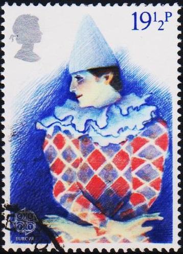 Great Britain. 1982 19 1/2p S.G.1184 Fine Used