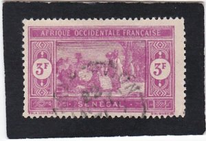 Senegal,  #   121    used