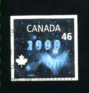 Canada #1812  -2  used VF 1999 PD