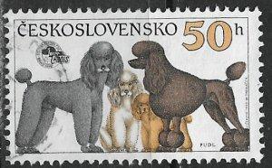 Czechoslovakia ~ Scott # 2796 ~ Used
