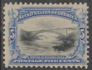 U.S. Scott #297 Pan-American Stamp - Mint NH Single