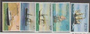 Mauritius Scott #419-423 Stamps - Mint NH Set