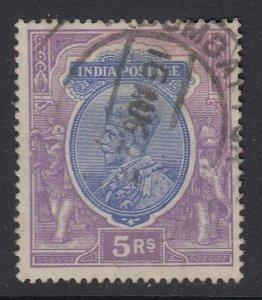 India, Sc 95 (SG 188), used