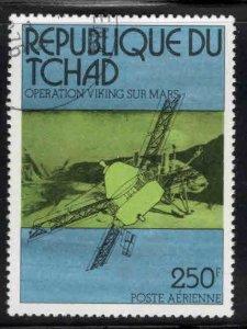Chad TCHAD Scott  C193 Used CTO Space stamp