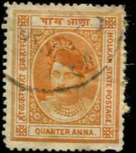 India Indore SC# 4 Used