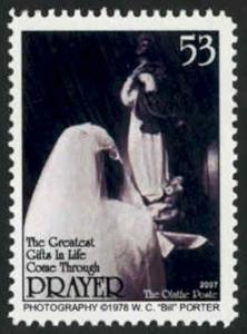 Artistamp: Bride In Prayer - Religious  - Cinderella - MNH