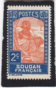 French   Sudan # 62