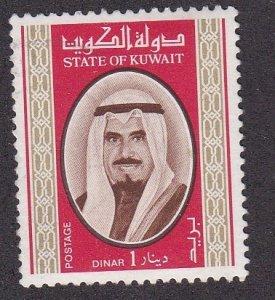 Kuwait # 762, Sheik Sabah, Used, 1/3 Cat.