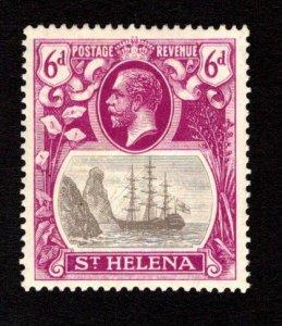 ST. HELENA  SC# 85  FVF/MOG
