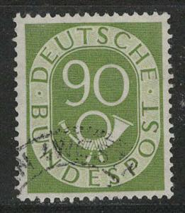 Germany Bund Scott # 685, used