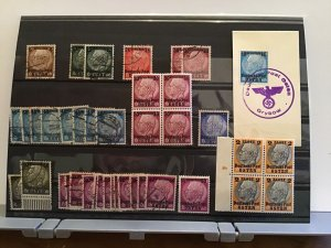 German Occupation of Poland scarce mint never hinged  and used stamps  R25076