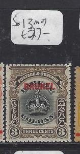 BRUNEI  (PP3010B)   3C  SG  14   MOG