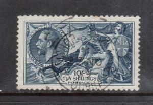 Great Britain #224 XF Used With CDS Cancel