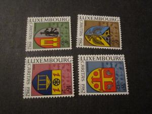 Luxembourg #B337-41 Mint Never Hinged - WDWPhilatelic