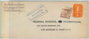 78988 - CHILE - Postal History -  COVER to USA  1955 - MEDICINE
