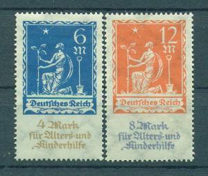Germany sc# B3-4 mh cat value $.50