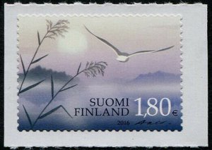 HERRICKSTAMP NEW ISSUES FINLAND Sc.# 1513 Seagull Self-Adhesive