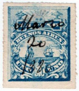 (I.B) Argentina Revenue : Buenos Aires Local Tax 1c