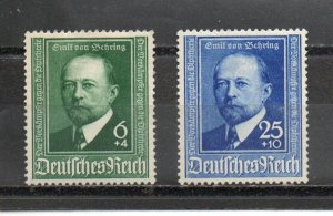 Germany B186-B187 MH