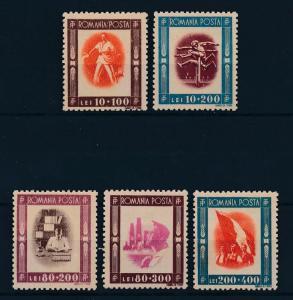 [42720] Romania 1946 Sports Youth organization Athletics MLH