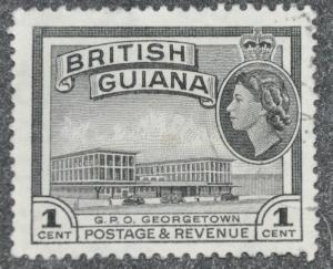 DYNAMITE Stamps: British Guiana Scott #253 - USED