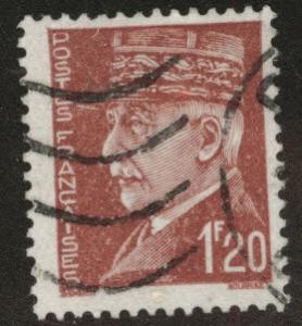 FRANCE Scott 438 Used  stamp