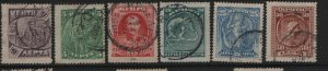 Crete 74-79 Used, 1905 Coins and Seals
