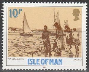 Isle Of Man #323  MNH (K582)
