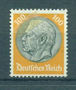 Germany sc# 414 used cat value $12.50