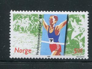 Norway #939 Mnh