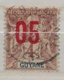 French Guiana 88 [U] au40