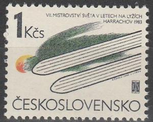 Czechoslovakia #2454  MNH (K445)